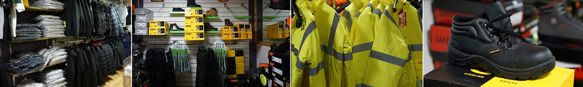 Workwear Clothing & PPE Supplies