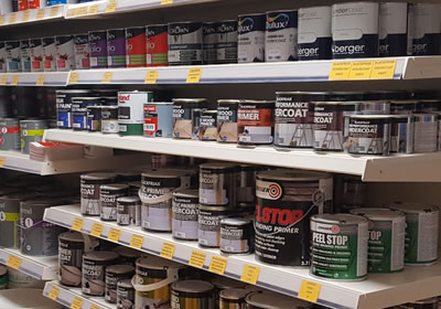 All Surface/Specialised Paint