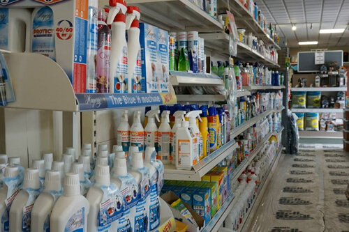 Cleaning and Household Products